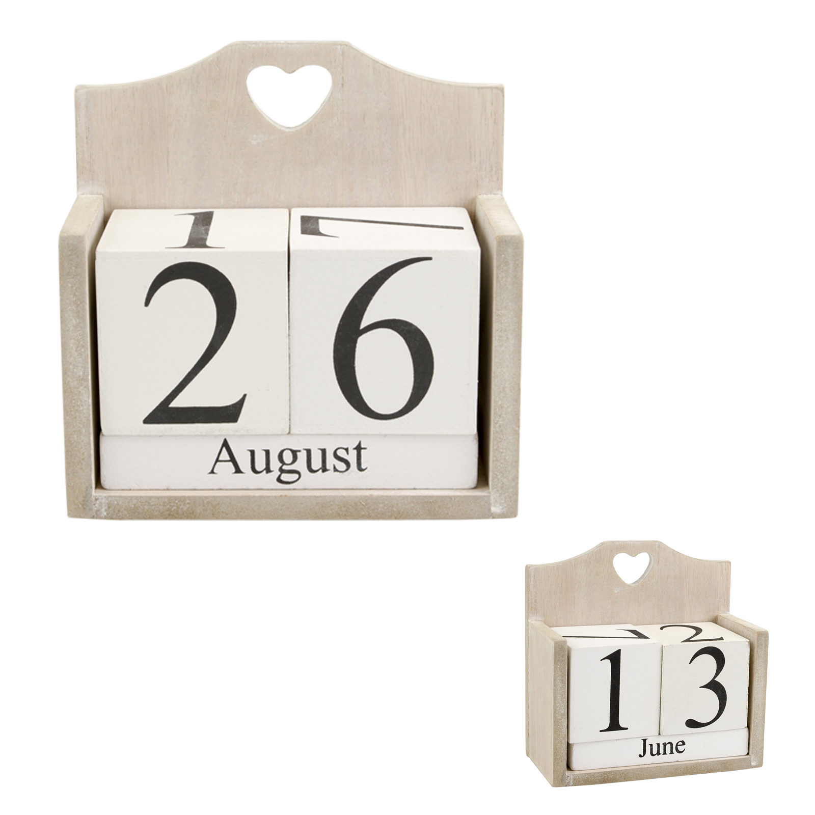 w rfelkalender holz kalender ewiger kalender holzkalender. Black Bedroom Furniture Sets. Home Design Ideas