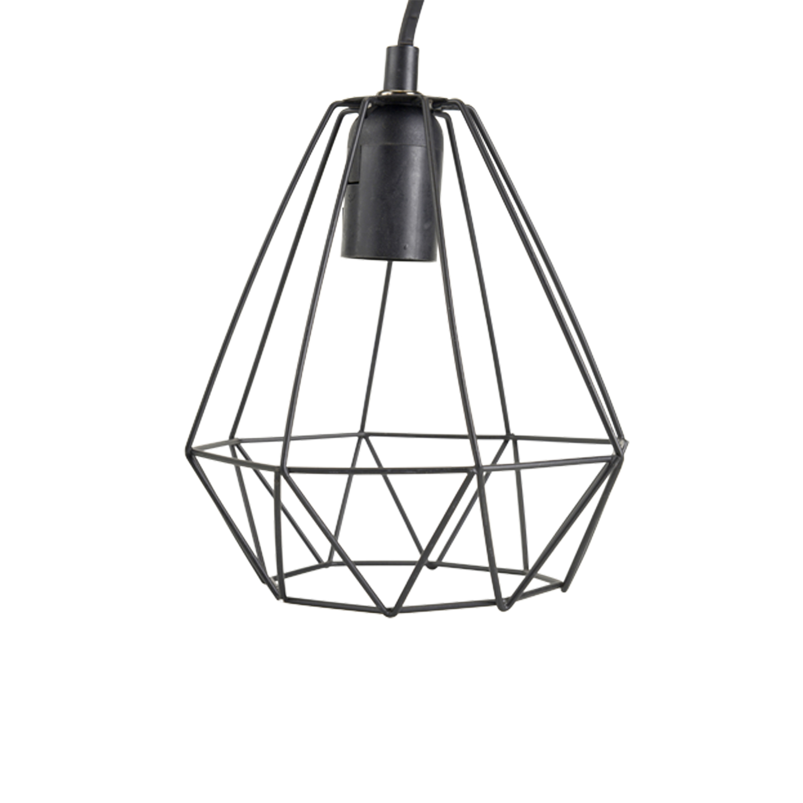 h ngelampe gitter h nge lampe designlampe pendelleuchte leuchte pendel e27 ebay. Black Bedroom Furniture Sets. Home Design Ideas