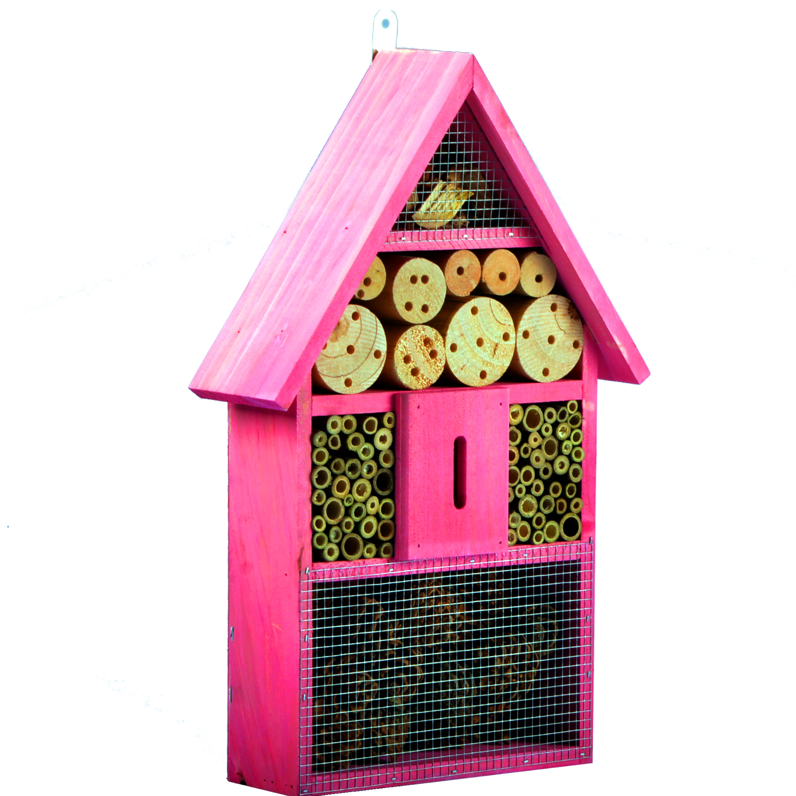 2 tailles h tel insectes incubateur nichoir oiseau jardin ebay. Black Bedroom Furniture Sets. Home Design Ideas