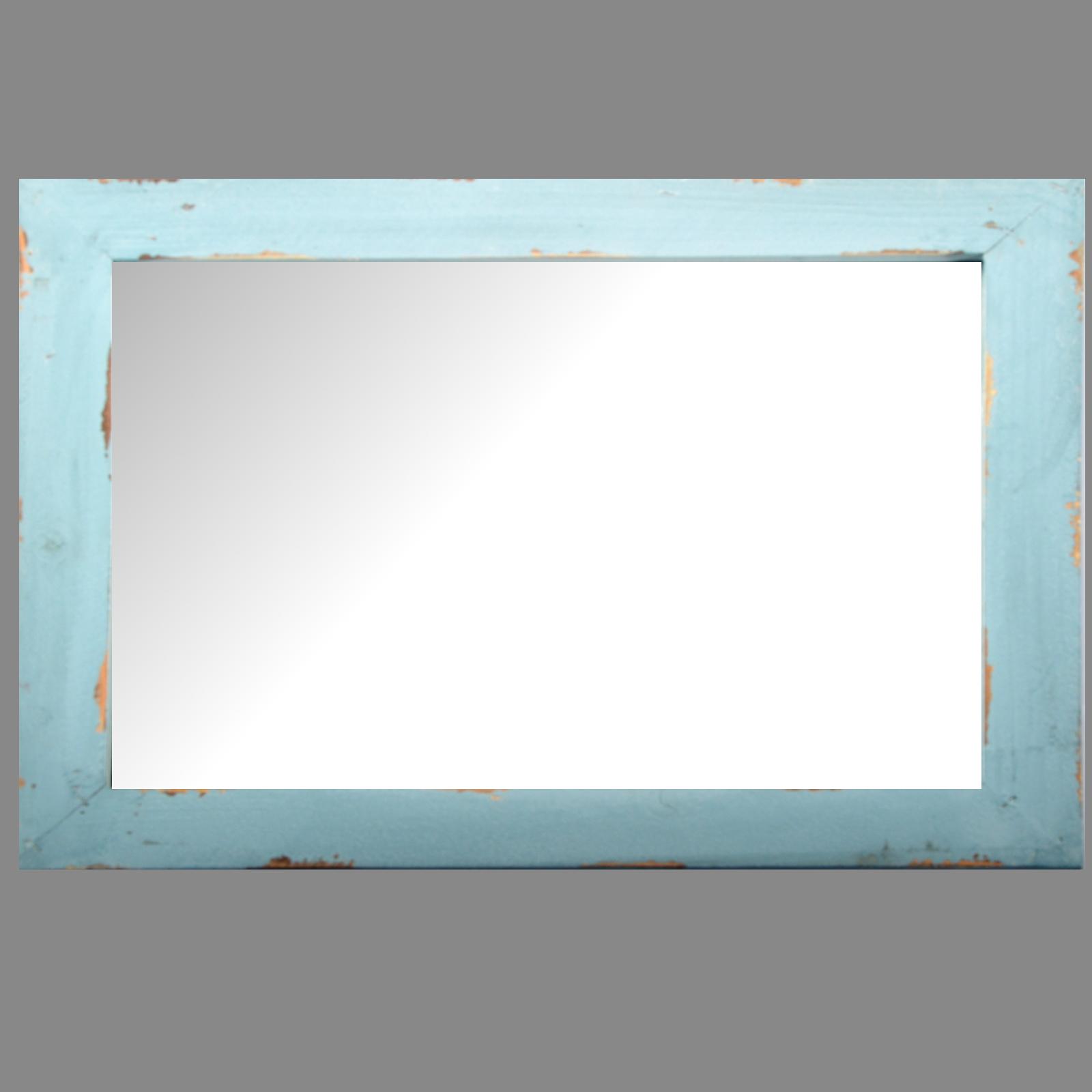 3 farben spiegel wandspiegel shabby landhaus h ngespiegel. Black Bedroom Furniture Sets. Home Design Ideas