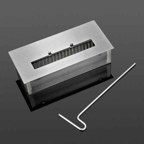 bioethanol brennkammer 1 5l edelstahl kamin gel keramikschwamm doppelwandig ebay. Black Bedroom Furniture Sets. Home Design Ideas