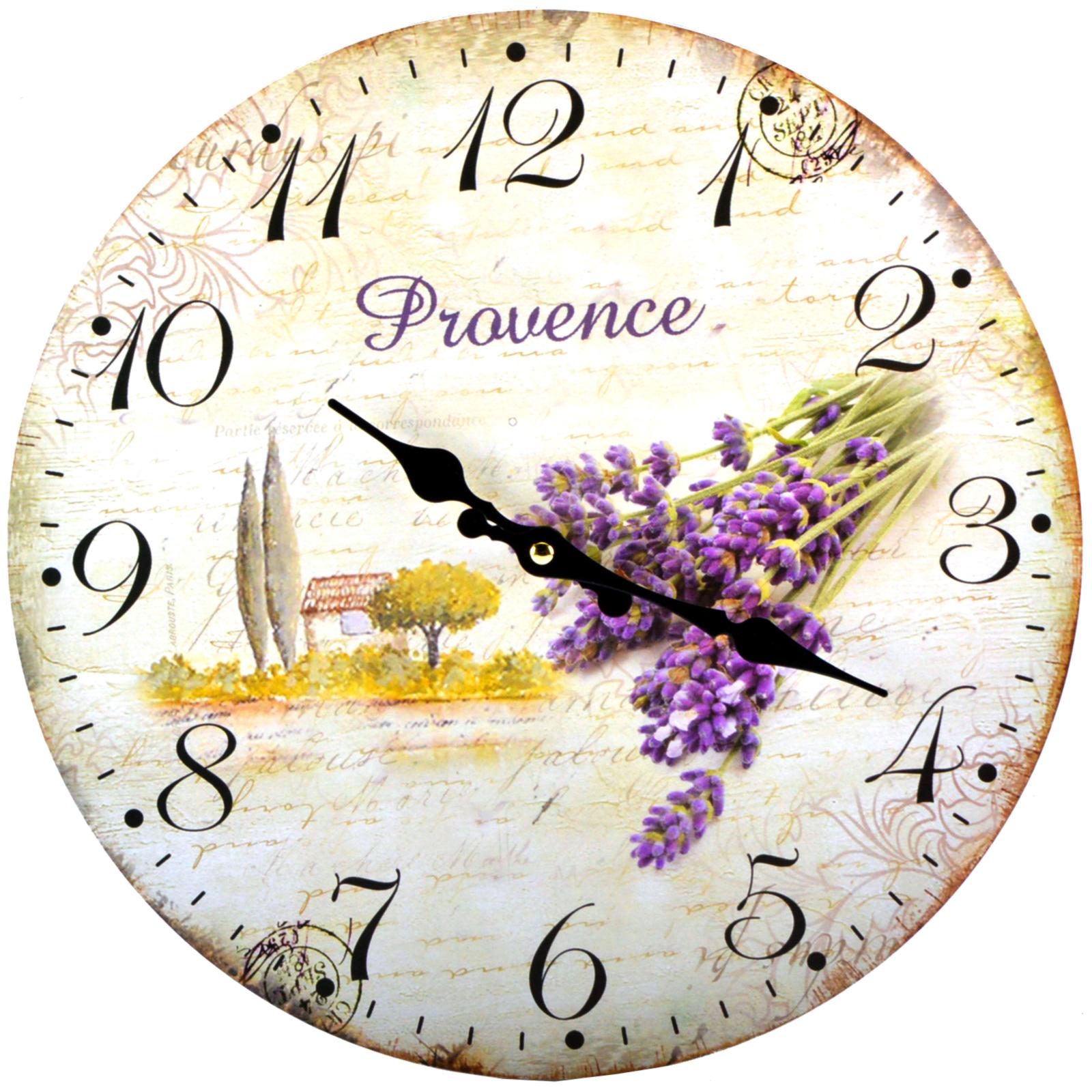 12 modelo relojes de pared casa campo madera cocina horas bistro shabby vintage ebay - Reloj de pared para cocina ...