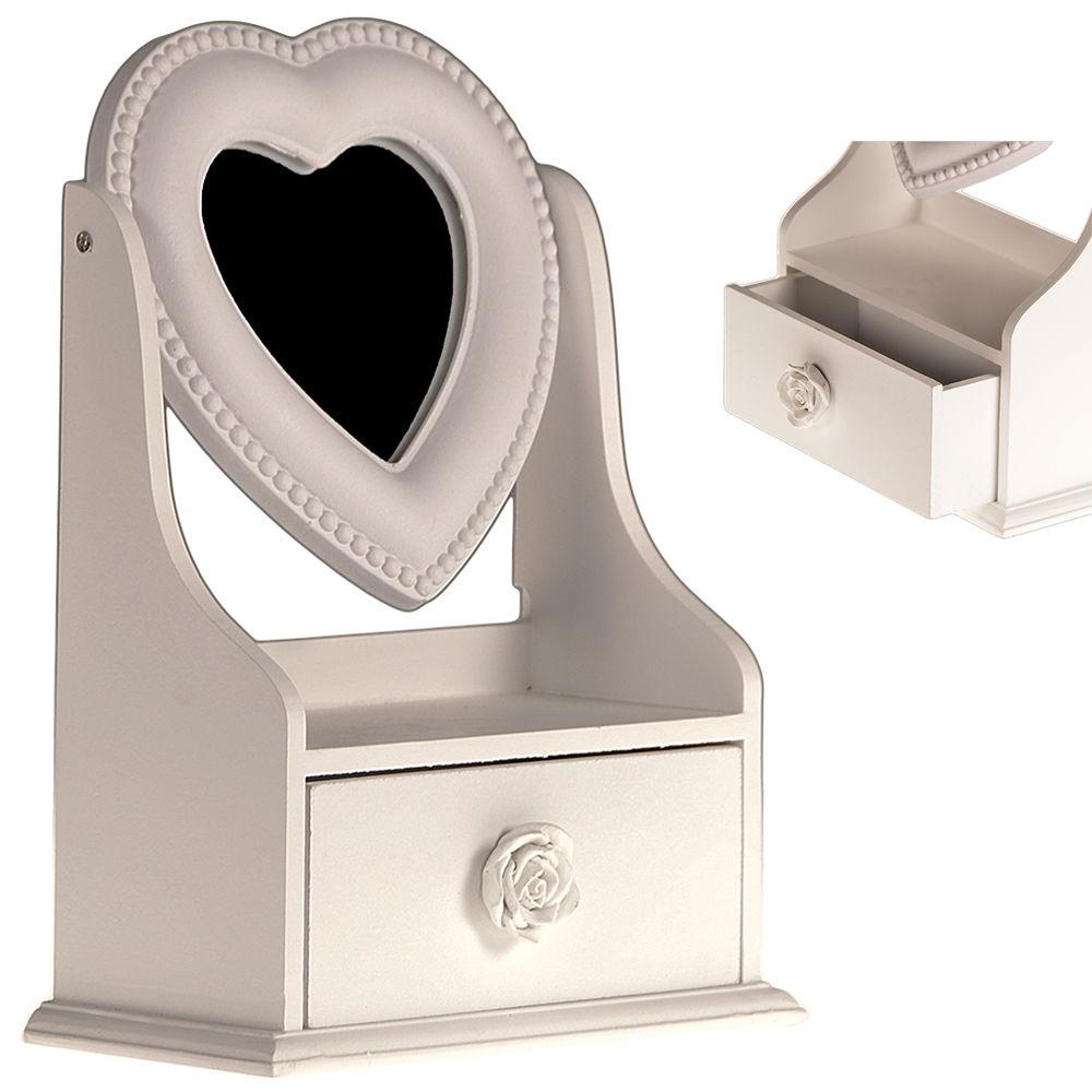 schminkspiegel spiegel kommodenspiegel kommode landhaus. Black Bedroom Furniture Sets. Home Design Ideas
