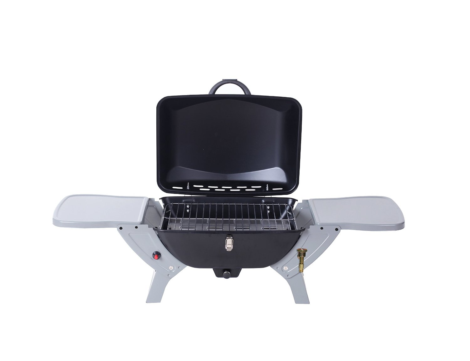 50mbar barbecue au gaz bbq gril de table camping gas grill pliage grill pliable ebay. Black Bedroom Furniture Sets. Home Design Ideas
