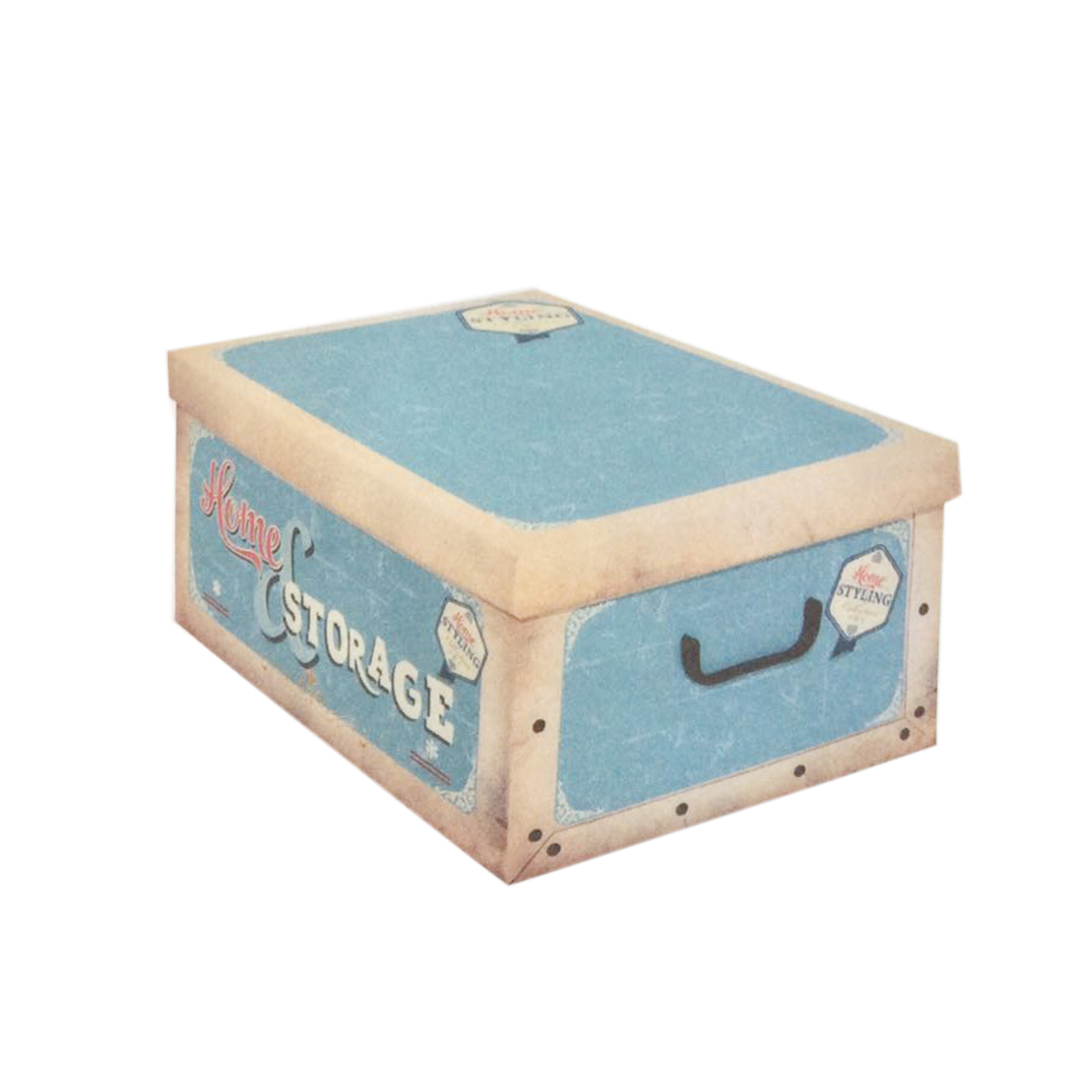 faltbare aufbewahrungstruhe aufbewahrungsbox truhe box mit. Black Bedroom Furniture Sets. Home Design Ideas