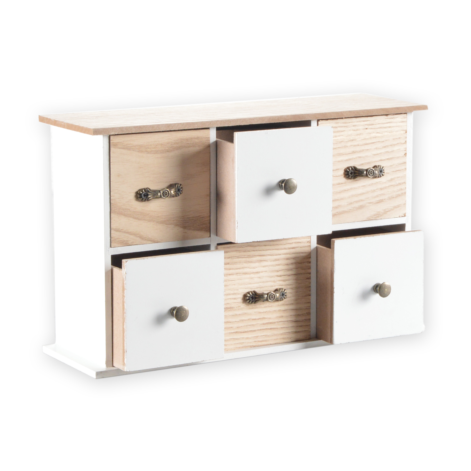 mini kommode phoenix sideboard schmuckkasten holz shabby. Black Bedroom Furniture Sets. Home Design Ideas