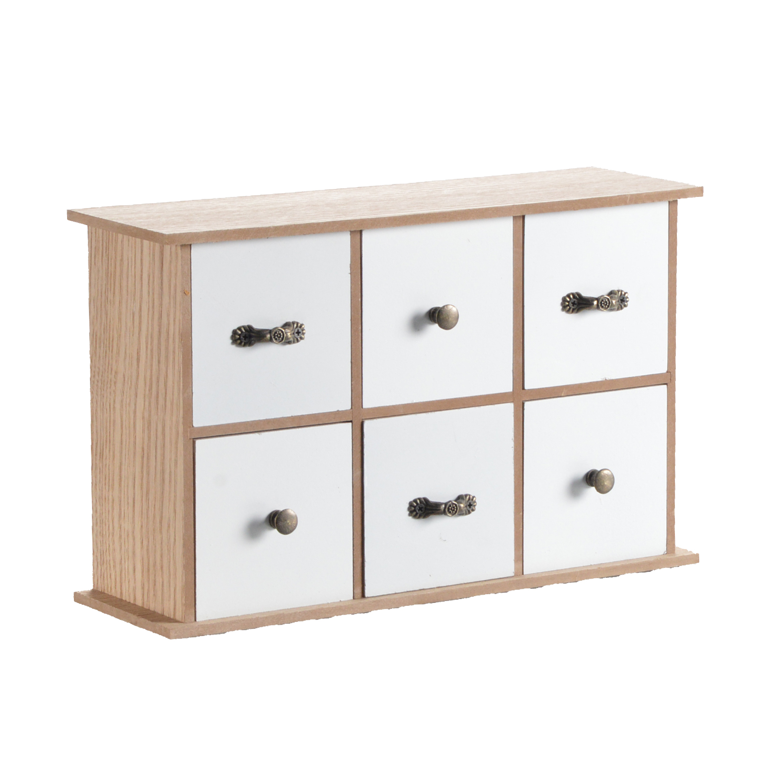 mini kommode phoenix sideboard schmuckkasten holz shabby schmuck aufbewahrung. Black Bedroom Furniture Sets. Home Design Ideas