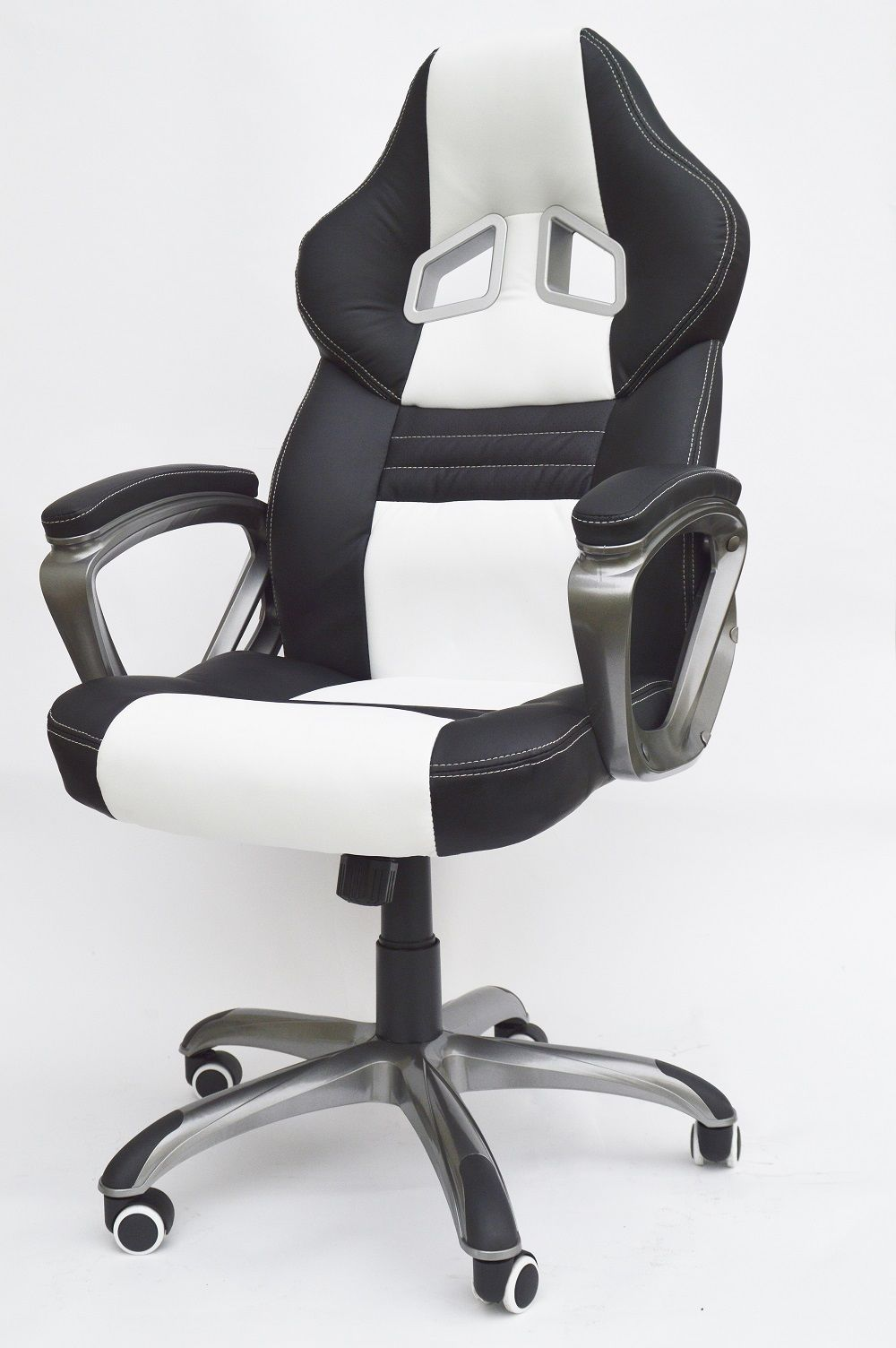 drehstuhl sportsitz chefsessel b rostuhl stuhl racing schalensitz b ro racer. Black Bedroom Furniture Sets. Home Design Ideas