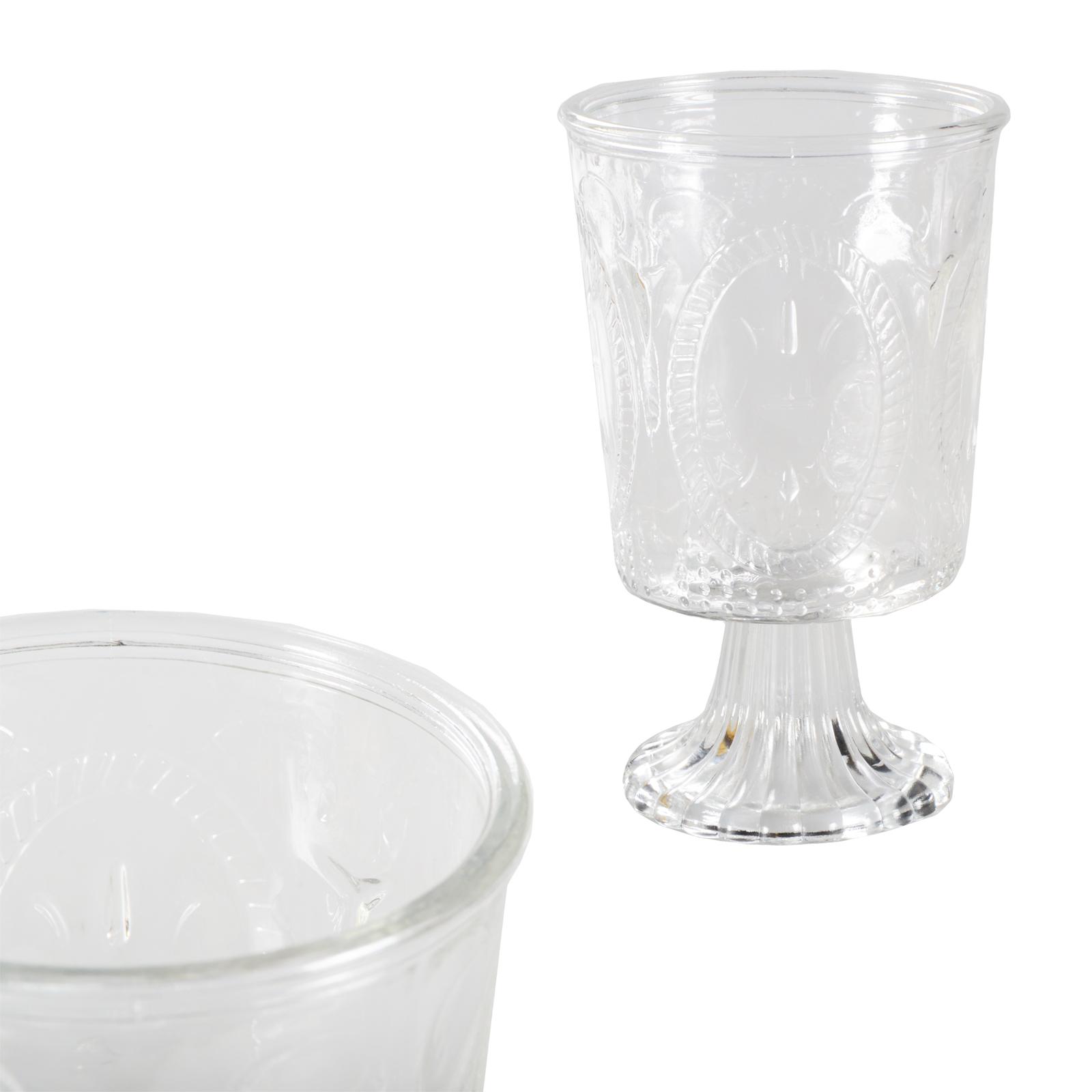 Glasvase haven glas vase blumenvase dekovase blumentopf for Blumentopf glas