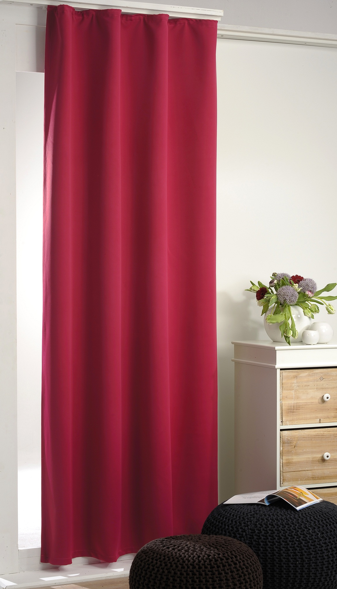 darkening curtain thermal curtain opaque curtain drapes scarf band eyelets. Black Bedroom Furniture Sets. Home Design Ideas