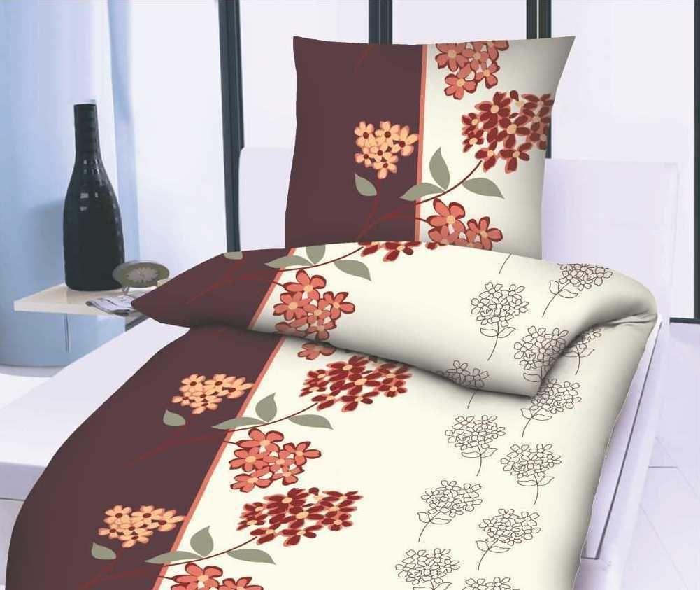 top bettw sche garnitur 2 4 teilig microfaser mit rv. Black Bedroom Furniture Sets. Home Design Ideas