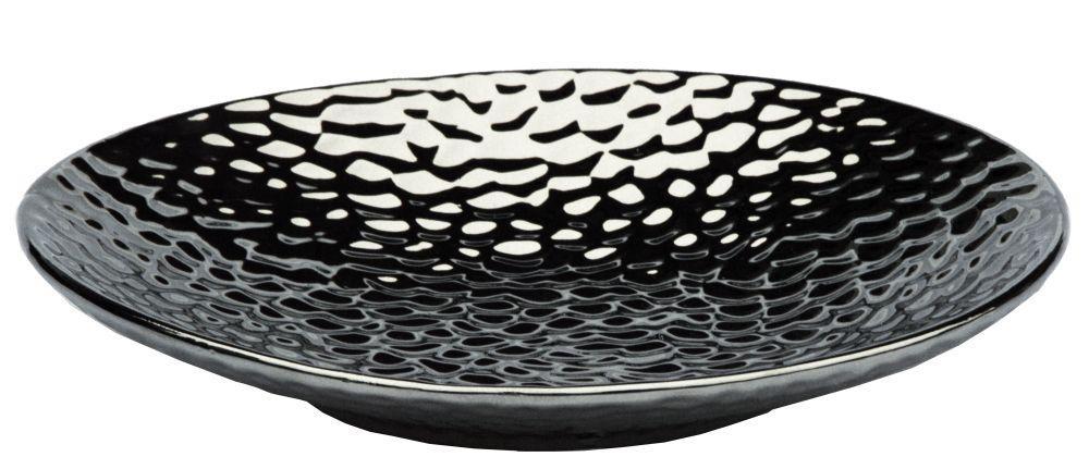 moderne coupelle d corative argent vases d coratifs bol assiette d coration plat ebay. Black Bedroom Furniture Sets. Home Design Ideas