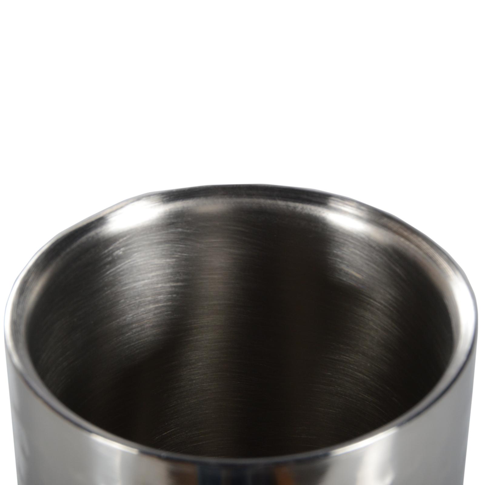 weink hler edelstahl geh mmert silber flaschenk hler sektk hler doppelwandig ebay. Black Bedroom Furniture Sets. Home Design Ideas