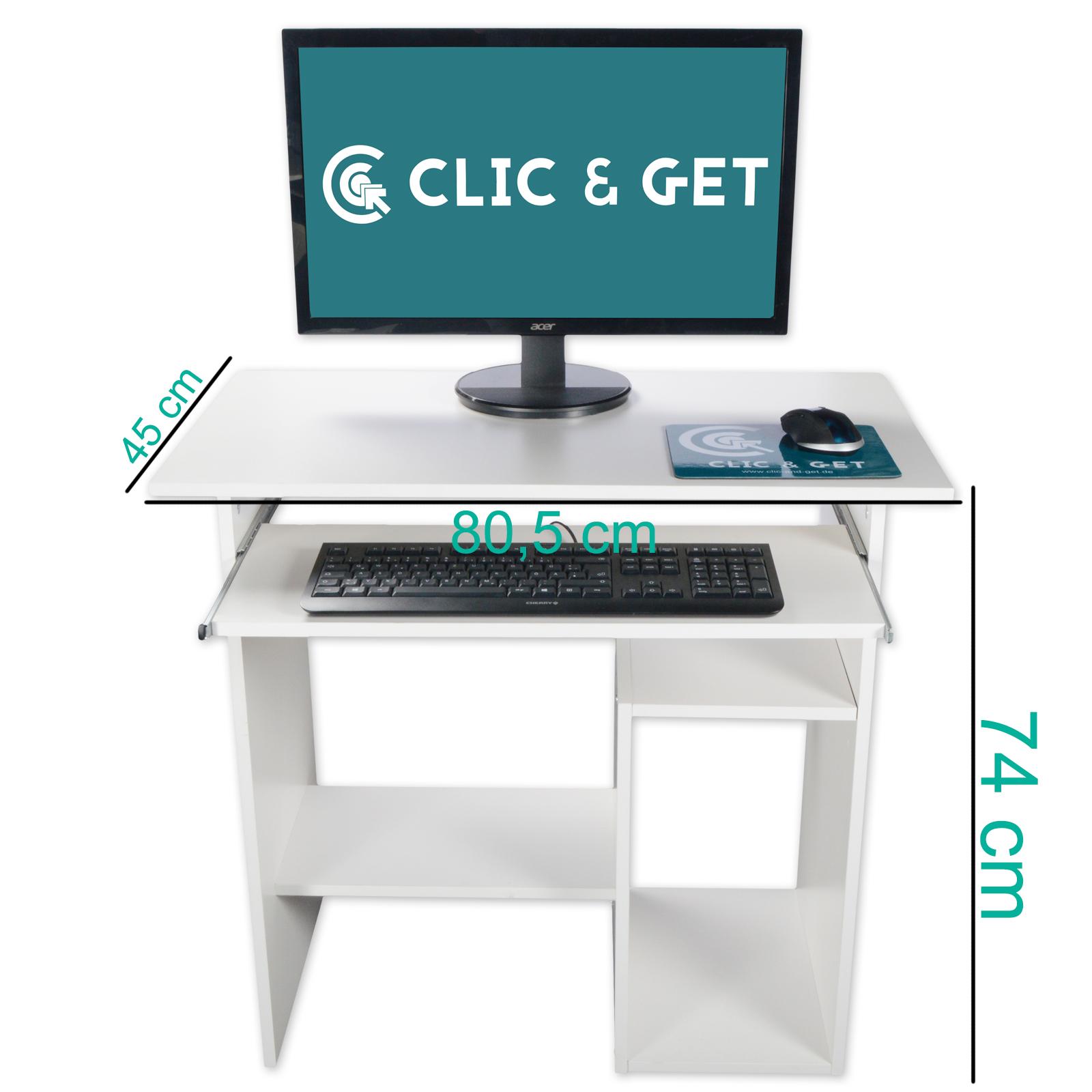 Mesa de port til ordenador pc escritorio for Escritorio oficina